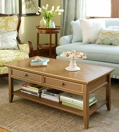 Diy Room Accessories Simple New Ideas Simple Coffee Table, Coffee Table Styling, Coffee Tables, Living Room Colors, Living Room Decor, Living Rooms, Diy Kitchen Decor, Home Decor, Room Accessories