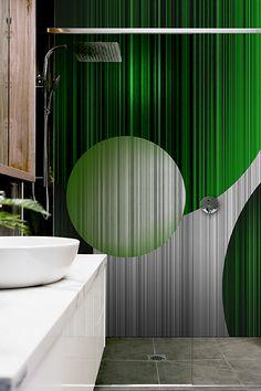 Flying Worlds a Hard Wall 2018 kategóriában Bath, Curtains, Shower, Wallpaper, Collection, Design, Home Decor, Rain Shower Heads, Bathing