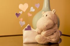 Tiny Hippo and Magical Hearts