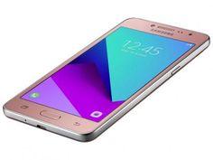"""Smartphone Samsung Galaxy J2 Prime TV 16GB Rosa - Dual Chip 4G Câm. 8MP + Selfie 5MP Tela 5"""" Quad HD com as melhores condições você encontra no Magazine Voceestilo. Confira!"""