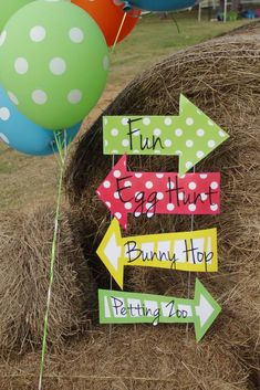 An Easter Celebration Birthday Party Ideas | Photo 9 of 41 | Catch My Party