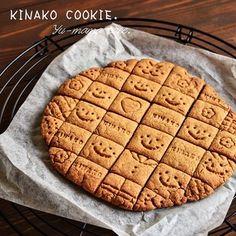 型・麺棒不要! サクほろ 可愛い きなこクッキー by ゆーママさん | レシピブログ - 料理ブログのレシピ満載! *********************【新刊 ゆーママの簡単!節約作りおき本 4月26日発売です】⬆︎詳しい本の内容はこちらからどうぞです^^Amazon 楽天ブックス↑1クリックの応援が励みに...