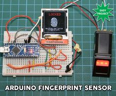Dear friends welcome to another tutorial! Today we are going to build an interesting Arduino project which is using a fingerprint sensor module. Without any further...
