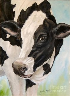 Watercolor Painting - Moo...sold by Sandy Brindle