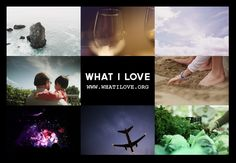 I love Outdoor Music. What do you love? Find out what you can't live without now.