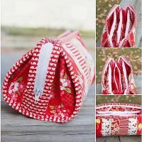 Sewing: Vintage Look 'Sew Together Bag'