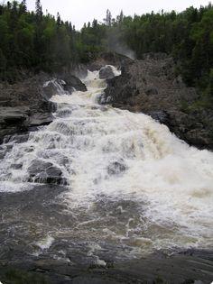 Denison Falls - Naturally Superior Adventures