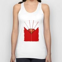 SUPERMAN Unisex Tank Top