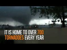 3 Things To Know About Tornado Alley - YouTube