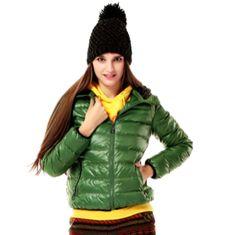 «Дутые» куртки и жилетки для девушек на таобао
