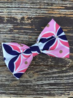 This item is unavailable Bobby Pin Hairstyles, Headband Hairstyles, Braided Hairstyles, Navy Pink, Pink White, White Gold, Blue, Fabric Hair Bows, Baby Hair Bows
