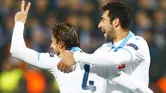 LIGA EUROPA - 16 AVOS DE FINAL - ENCERRADO:  Trabzonspor 0x4 Napoli  - Napoli goleia fora de casa
