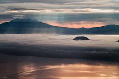Photo of 津別峠 津別峠からの屈斜路湖 その2 in Tsubetsu, Hokkaido, Japan