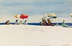 Gloucester Beach by Edward Hopper - Gloucester Beach Painting - Gloucester Beach Fine Art Prints and Posters for Sale