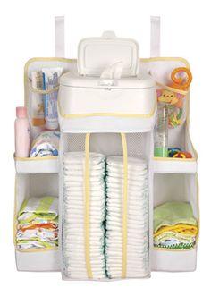 The best nursery organizers - Dexbaby Nursery Organizer - #babycenterknowsgear #pinittowinit