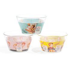 Set di 6 coppette Cereali Kellogg's