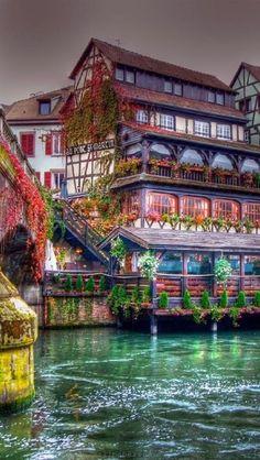 Alsace~ Strasbourg, France