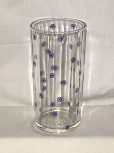 "BLUE CIRCLES*  4 3/4"" SWANKY SWIG* Hard To Find*"