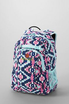 Shop Lands  End for Kids  Backpacks   Lunch Boxes for school. Find the  latest styles of personalized   embroidered backpacks 15e5c7ef76ae4