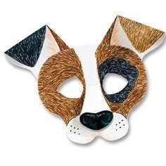 faschingsmasken selber basteln mit farbe und glitter gelingt diese maske immer fasching. Black Bedroom Furniture Sets. Home Design Ideas