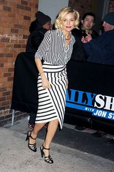 Best dressed - Sienna Miller. Click through to see who joins her on the best dressed list.