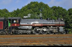 RailPictures.Net Photo: CP2816 Canadian Pacific Railway Steam 4-6-4 at Minneapolis, Minnesota by Peter Bowler