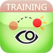 Eye Movement Training Free . You can change the background color to black, change the size, movement and trajectory of the objects