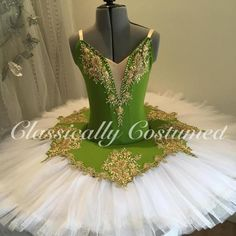 Tutus Archives - Classically Costumed