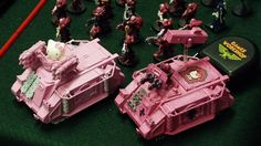 Warhammer 40K mod. My bf would do this for me. <3 #geekery