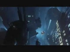 Blade Runner is a 1982 American science fiction film directed by Ridley Scott and starring Harrison Ford, Rutger Hauer, and Sean Young. William Golding, Blade Runner Music, Cyberpunk, Blade Runner 2049, Sci Fi Films, Fiction Movies, Science Fiction, Ridley Scott, Real Model
