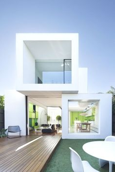 Amazing Shakin Stevens House by Matt Gibson Architecture