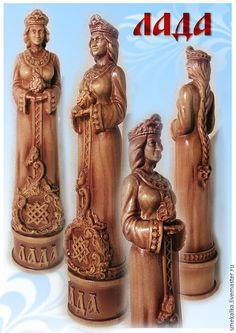 Купить Славянская богиня Лада. Чур Лады. - бежевый, колядник, огневик, амулет, оберег, талисман