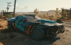 Cyberpunk 2077 car revealed to celebrate Mad Max: Fury Road's anniversary South California, Letting Your Guard Down, Mad Max Fury Road, Cyberpunk 2077, Night City, Art Reference, Concept Art, The Outsiders, Monster Trucks