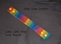 Lenny Lamb Wrap Scrap Bracelet