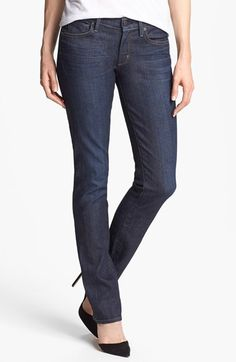 Citizens of Humanity 'Ava' Straight Leg Jeans (Hush) available at #Nordstrom
