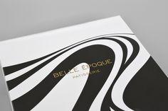 Belle Epoque by Mind Design, United Kingdom. #branding #luxury #packaging