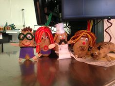 Spuddy Buddies! Things to do with kids in the time of boredom.