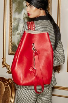 Join the Saks Culture Club where your fabulous designer bag gets you through the door. #SaksStyle
