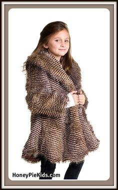 sierra julian zebra coat