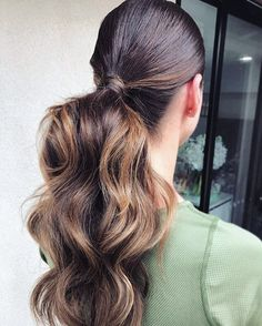 3 Ways to Create a Thicker Ponytail