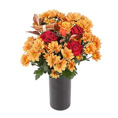 cool Warm Feelings, Calgary Flowers - New Bouquet Warm Feelings by Calgary Flowers A smooth bouquet of warm feelings  that radiate warm feelings, chrysanthemums, carnations, foliage, cinnamon parcels and orange rose offer elegant excellence.  ,  http://sendflowerstocalgary.com/product/warm-feelings/, 58.95