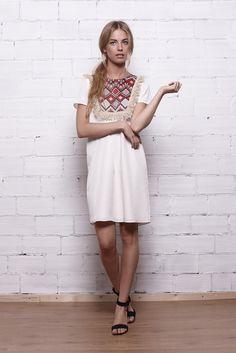 Vestido Étnico de TRIANA by c www.lacityshop.com