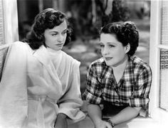 Paulette Goddard and Norma Shearer - THE WOMEN