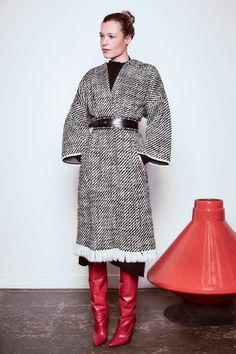 Défilé Isabel Marant Pré-collections automne-hiver 2016-2017