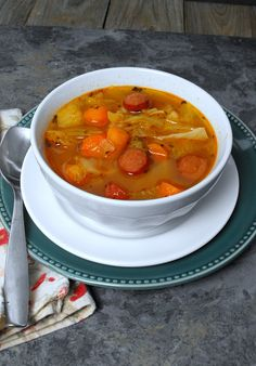 Hot Dog Soup