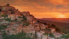 Village of Gordes, Provence-Alpes-Côte d'Azur, France Places To Travel, Places To See, Travel Destinations, Photo Print, Voyage Europe, Beaux Villages, South Of France, France Travel, France Europe