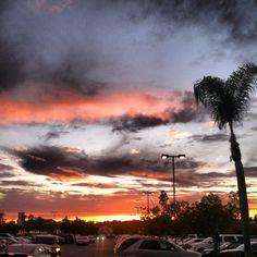 Just a beautiful sunset