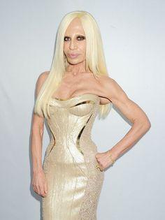 What Were They Thinking?!  Donatella Versace