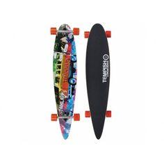 longboard Tempish STANLAY Skateboard, Skateboarding, Skate Board, Skateboards