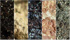 Colorevolution Agate, Paradise cove, Malachite, Citrine, Chocolate diamond